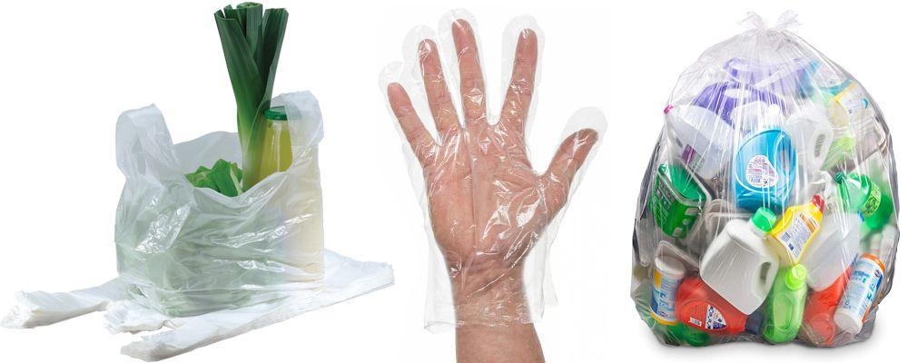 hdpe plastic producten